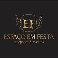 ESPAÇO EM FESTA RECEPÇÕES E EVENTOS (Salões de Festa)