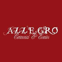 ALLEGRO CERIMONIAL (Cerimonial)