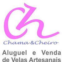 CHAMA E CHEIRO (VELAS) (Decoração)