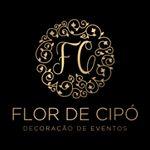 FLOR DE CIPÓ DECORAÇÕES (Decoração)