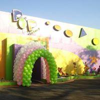POP FESTAS (Buffet Infantil)
