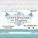 CONVIDANDO COM ELEGÂNCIA (Convites)