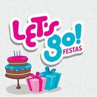 LETS GO FESTAS (Buffet Infantil)