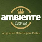 AMBIENTE FESTAS (Mobiliário e Materiais)