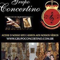 CONCERTINO GRUPO (Músicos para Cerimônia)